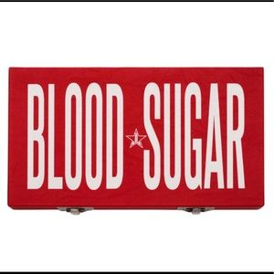 Jeffree Star Blood Sugar Pallet